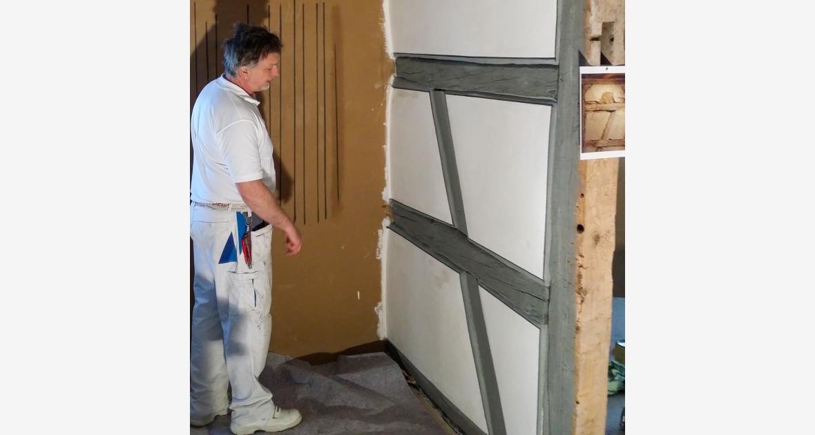 Renovierung denkmalgeschütztes Fachwerkhaus
