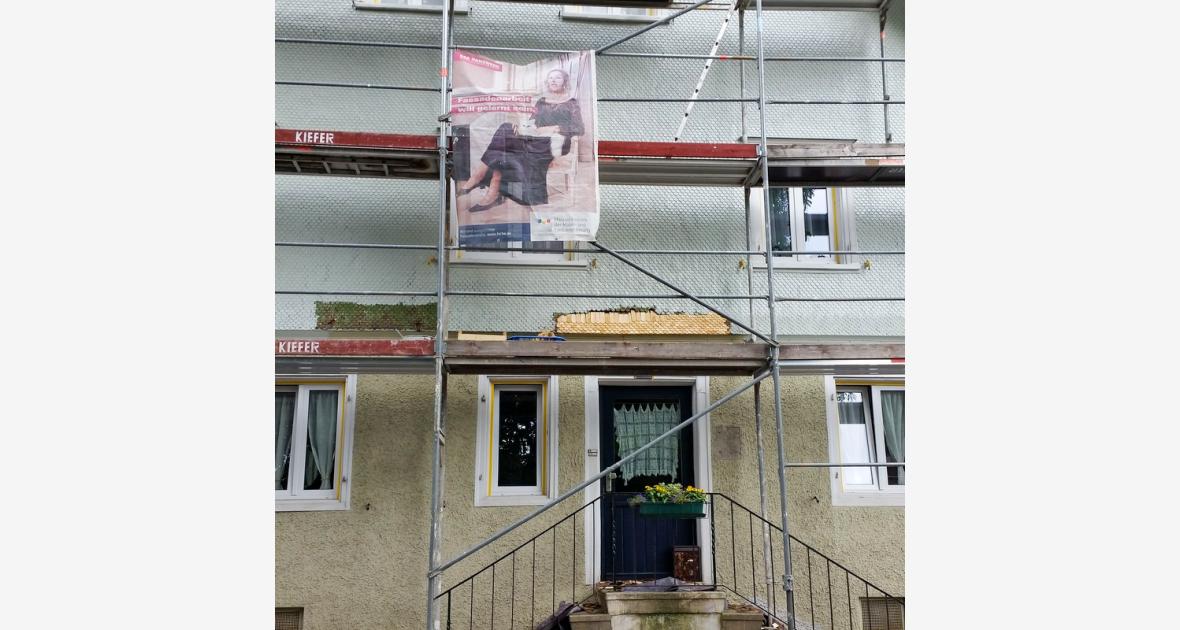 Maler Kaiser-Fassadengestaltung