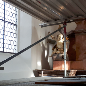 Renovierung St. Georg Tettnang